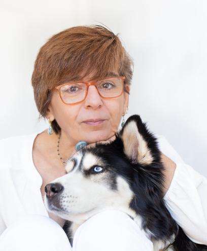 Ana Donés profesora Bordado